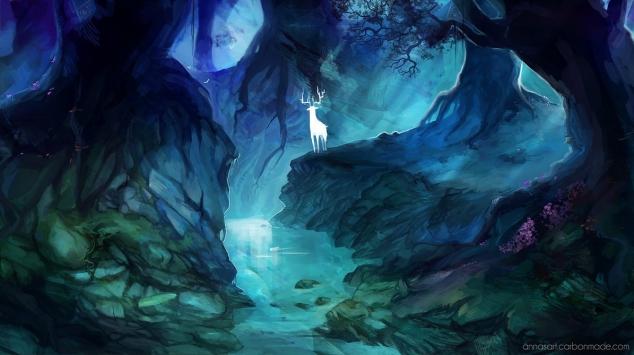 Тайна древнего леса
