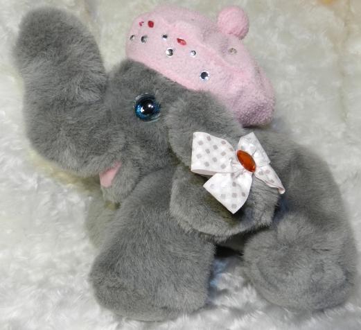 Слоняша Оливия