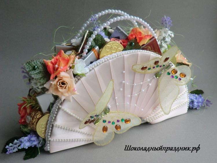 Сумки для цветов своими руками из картона