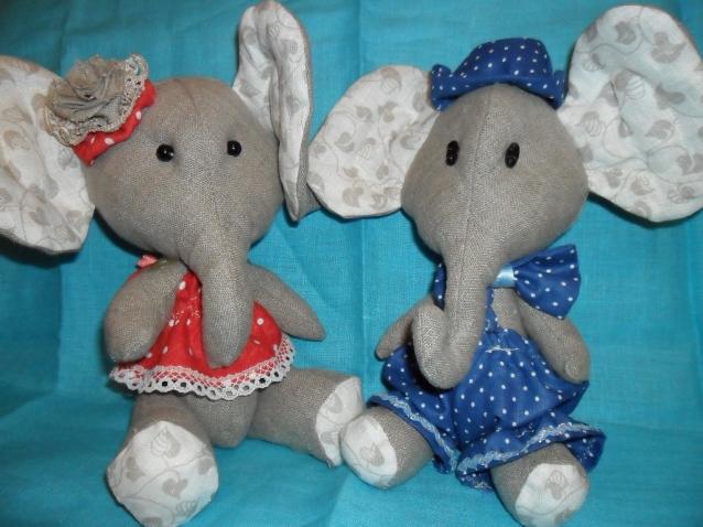 Еще слоники