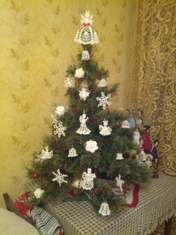 новогодняя моя елка