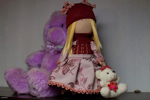 Кукла в школьной форме 100