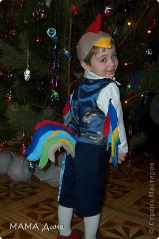 Костюмы на новый год в домашних условиях - Папа Карло