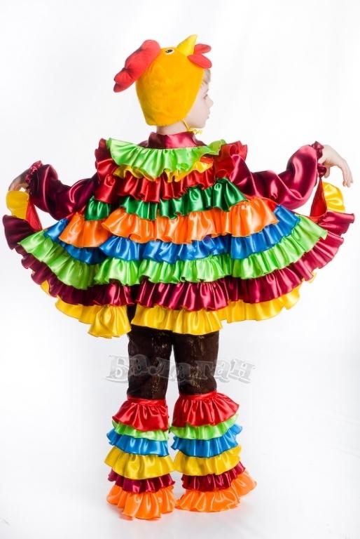 Новогодний костюм петушок для мальчиков своими руками