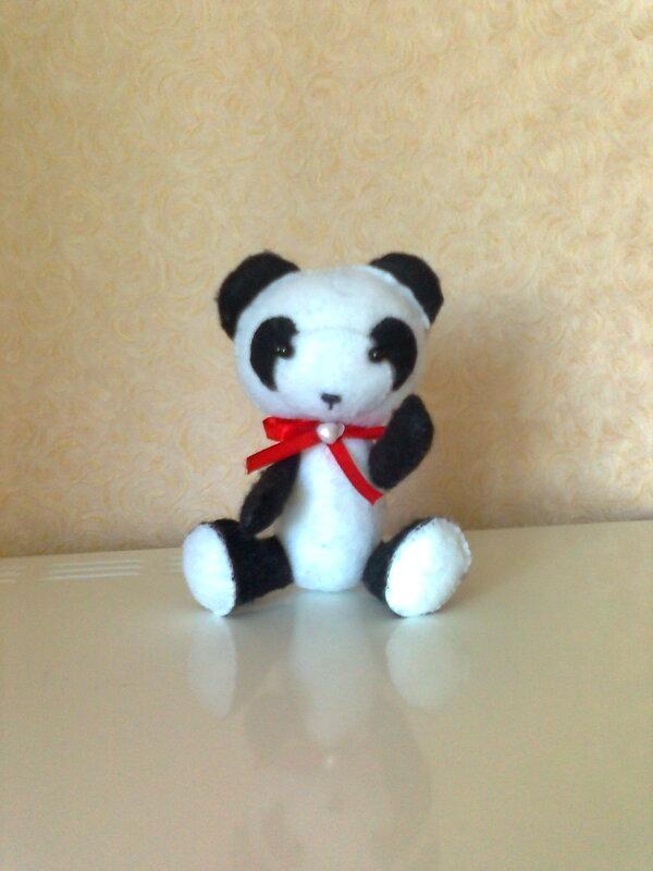 Медвежонок Панда