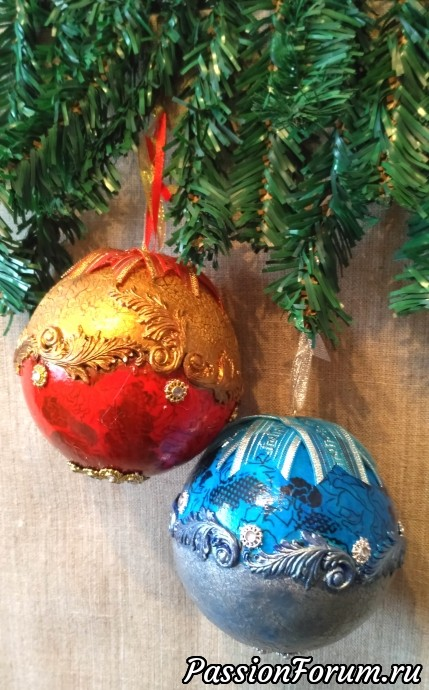 Новогодние подарки. Часть 3