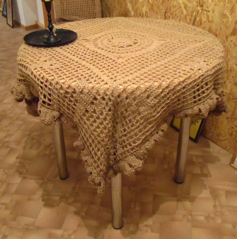 Вязание для домашнего интерьера