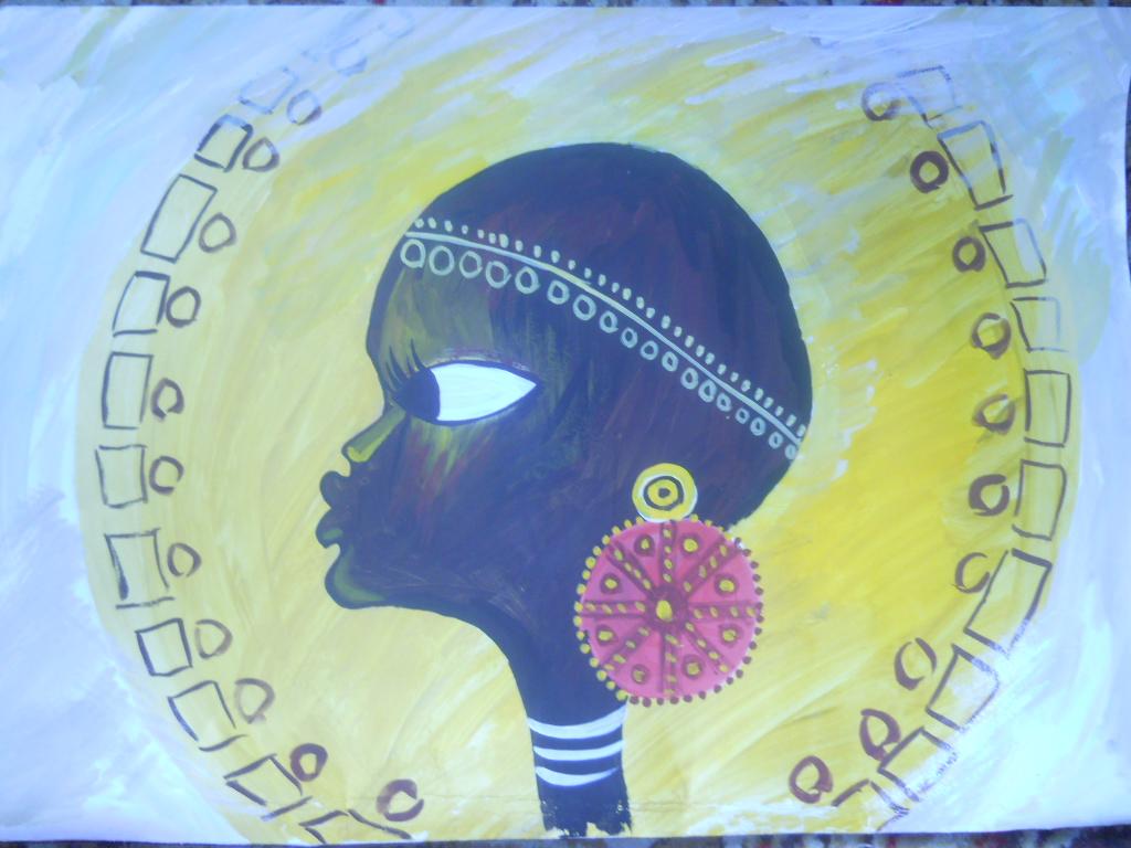 жаркая африка схема вышивки крестом