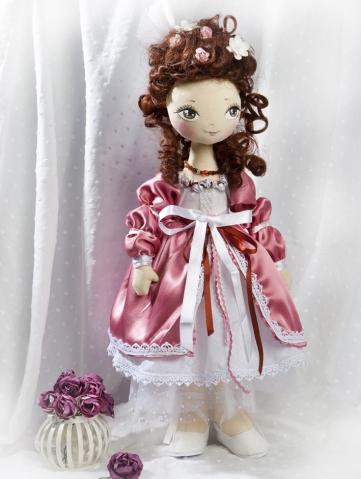 Набор ( мк) для шитья куклы 40 см