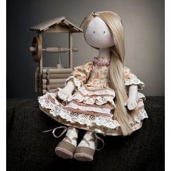 Набор для шитья куклы ( мк )