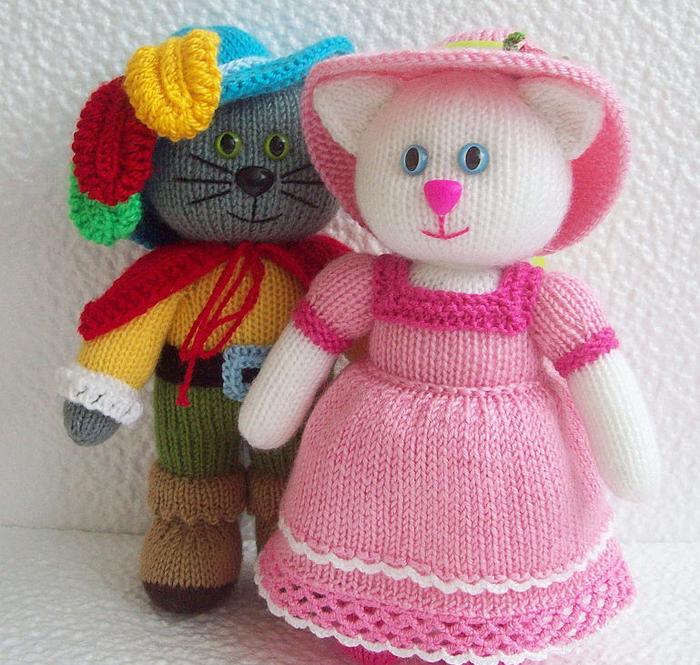 Постила ru вязание игрушки