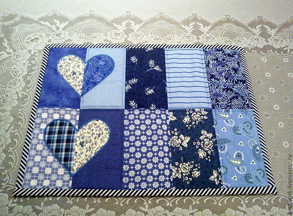 Салфетки для кухни из ткани