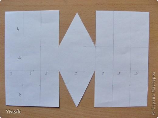 Поделки из бумаги  корзинку из