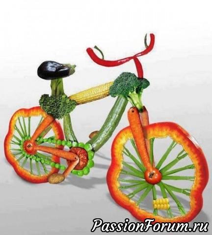 Велосипедисту!)))