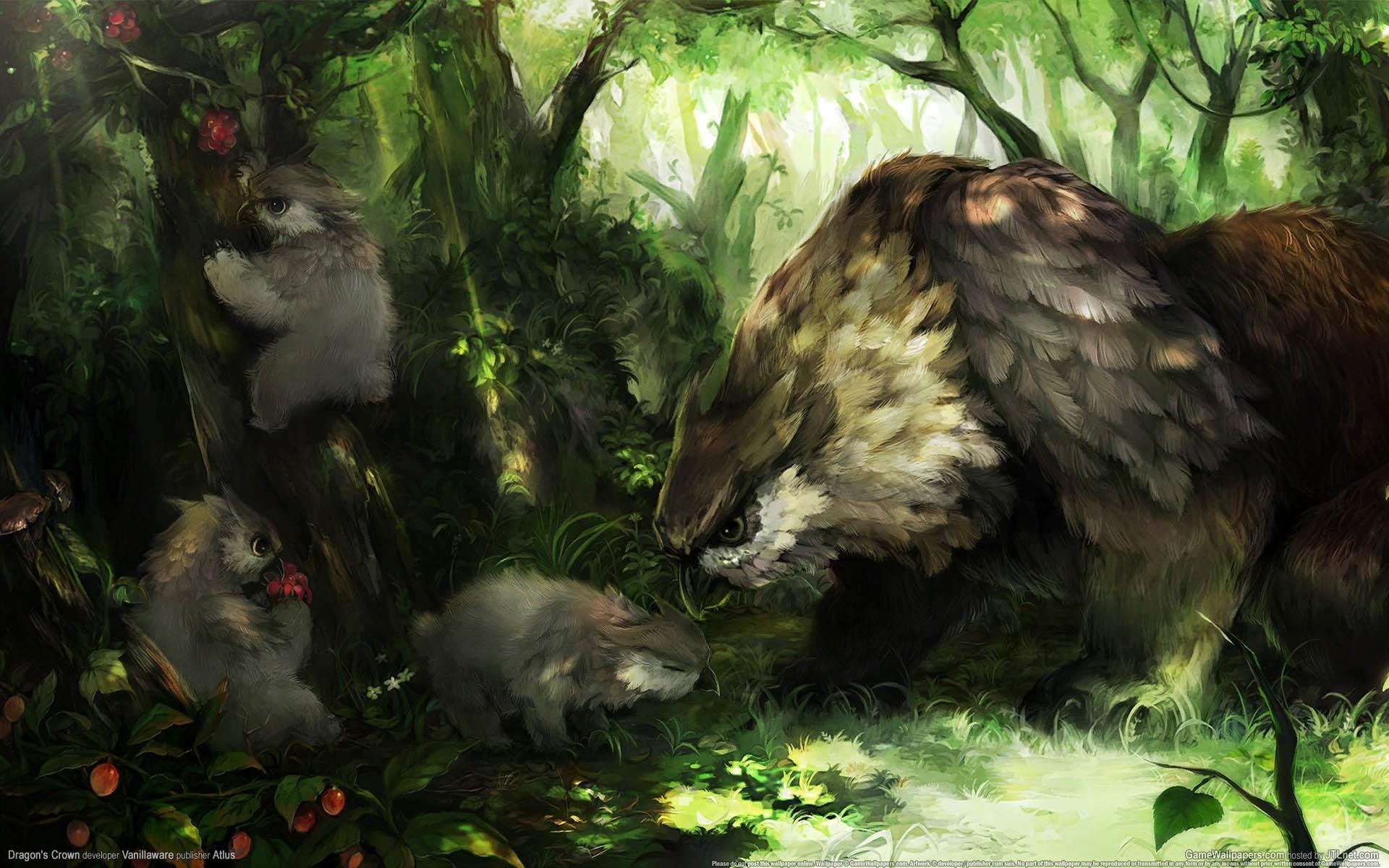 Картинки про грифонов