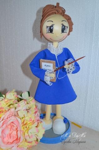 Куклы профессии 3