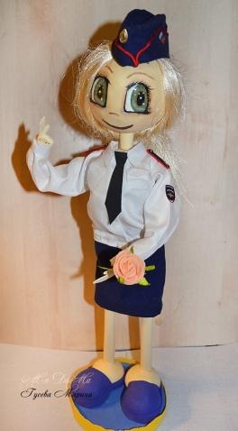 Куклы профессии