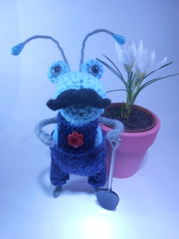 Тараканчики в голове 2: Таракан-садовник