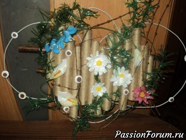 """Лесная полянка, утилизация пластиковых бутылок, опять сбываются мечты"""", опять цветы, конкурс""""опять весна"""