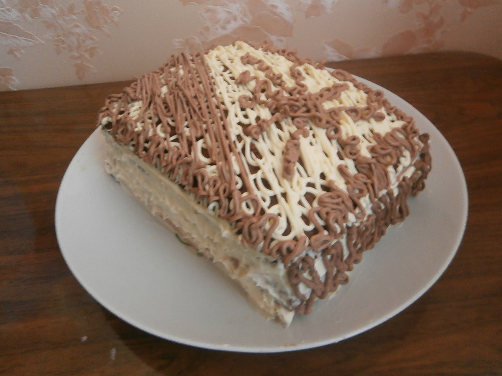 Рецепт фото видео бисквит на торт простой