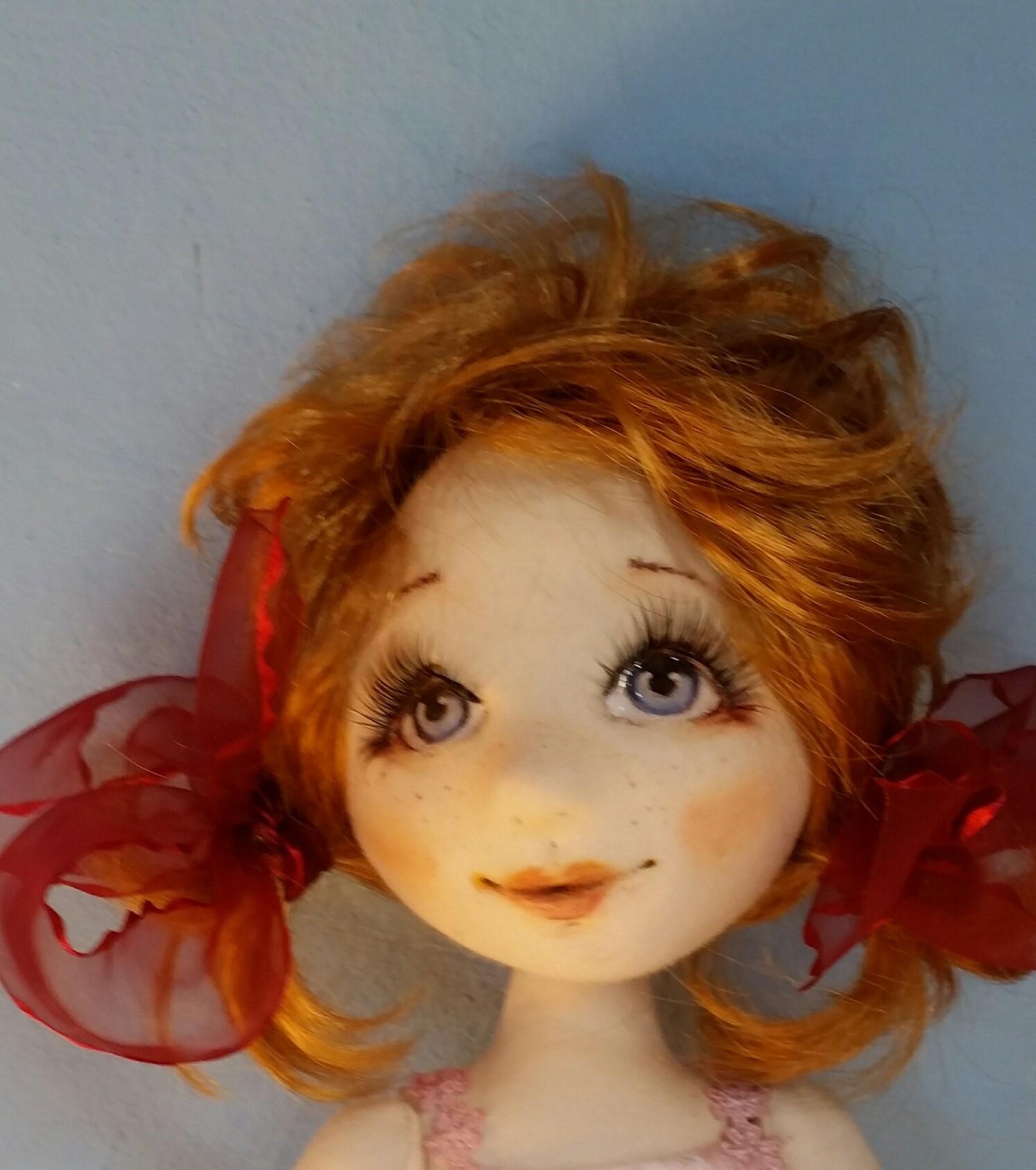 Как сделать ресницы как у куклы