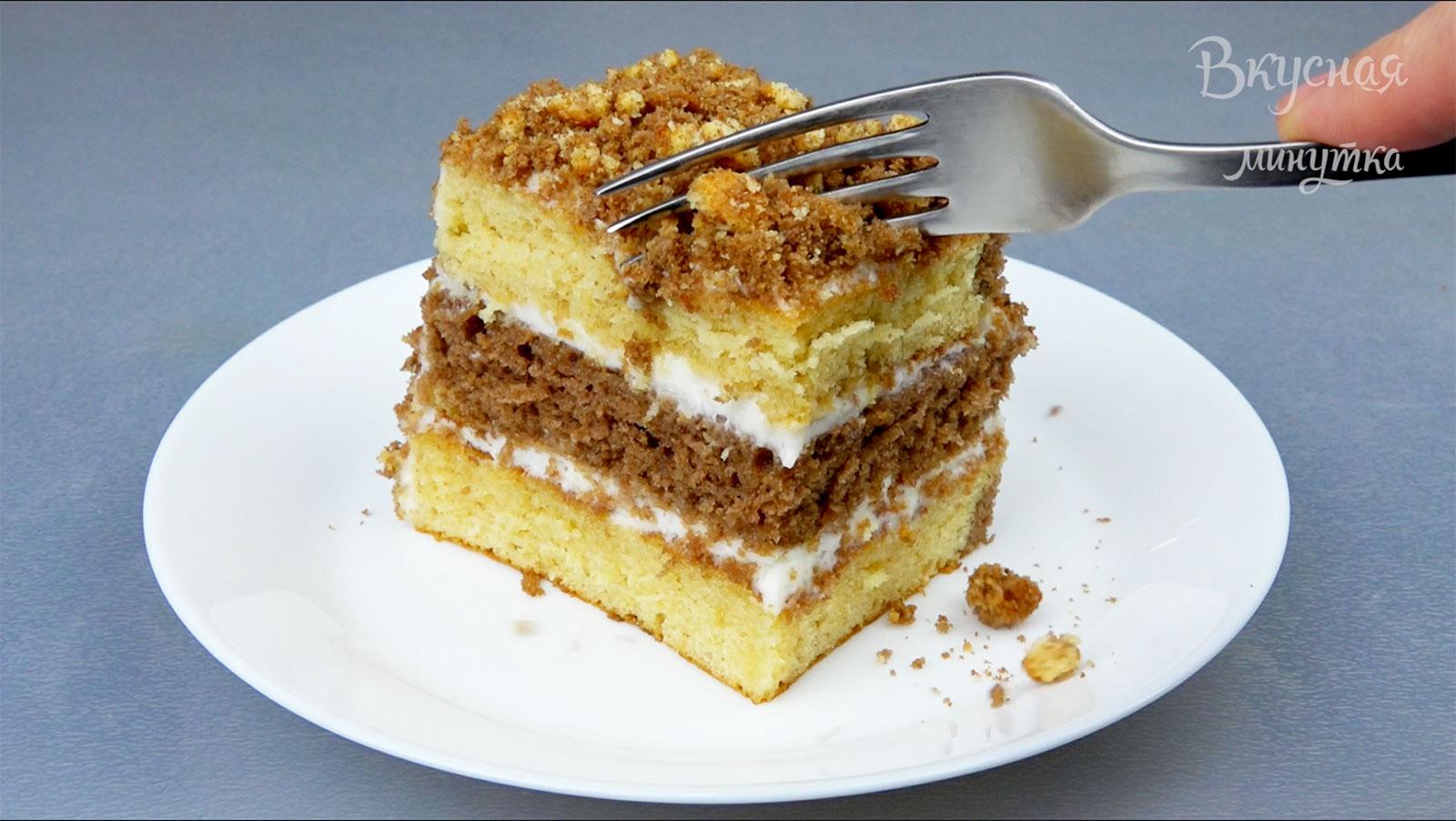 Тортики с пошаговыми 37