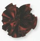 Как сделать цветы из лент своими руками - мастер-класс