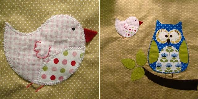 Аппликация из ткани для детей мастер класс