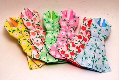 Оригами маме своими руками