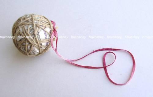 Как сделать ровный шар