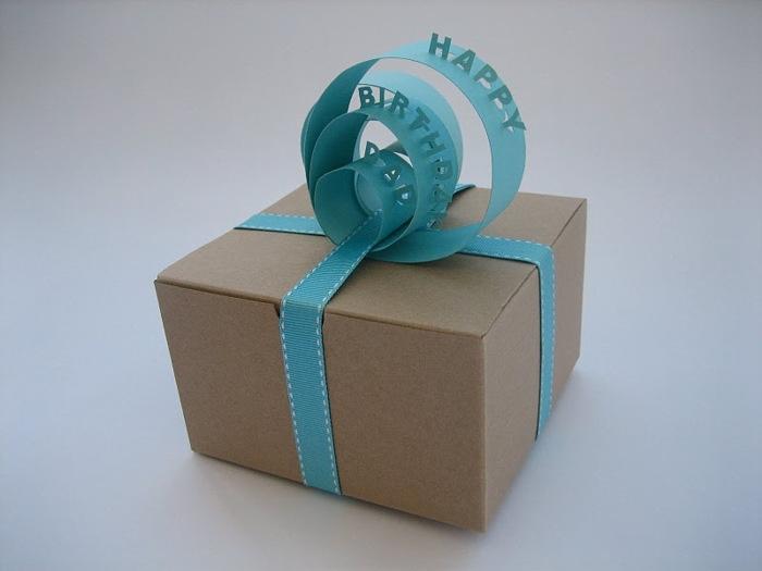 Мастер-класс: упаковка подарка своими руками фото 1