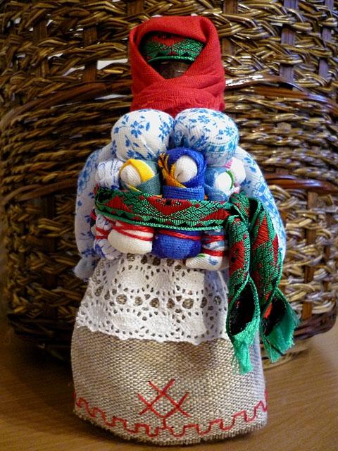 Кукла московка