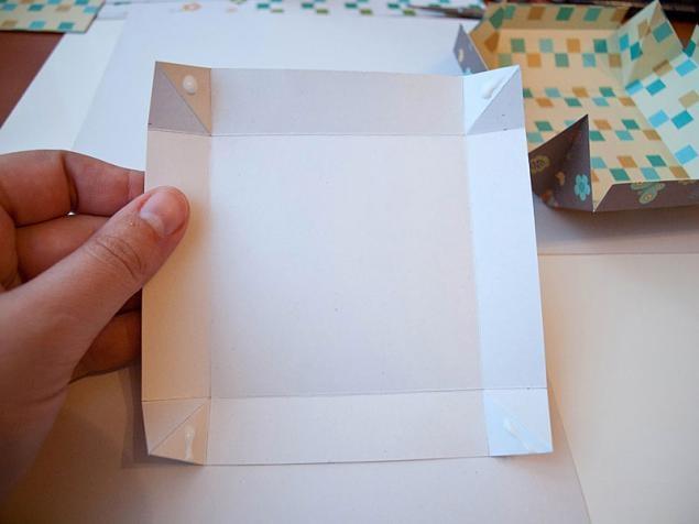 Как сделать красивую каробку