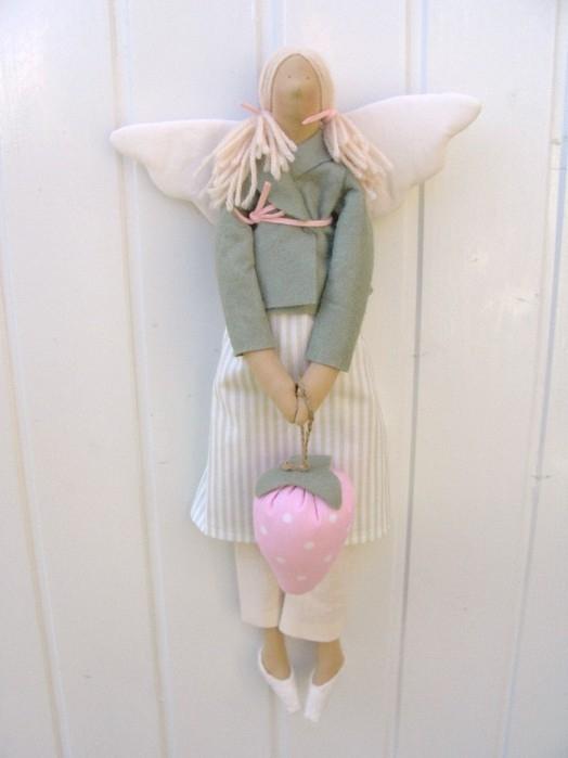 Детали кукла тильда