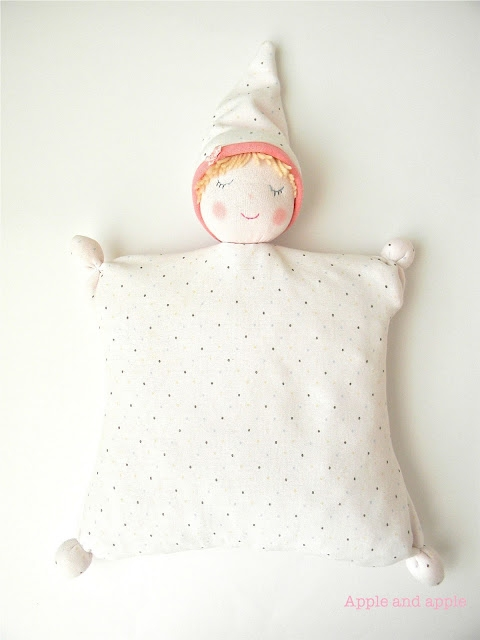 Подушки куклы своими руками