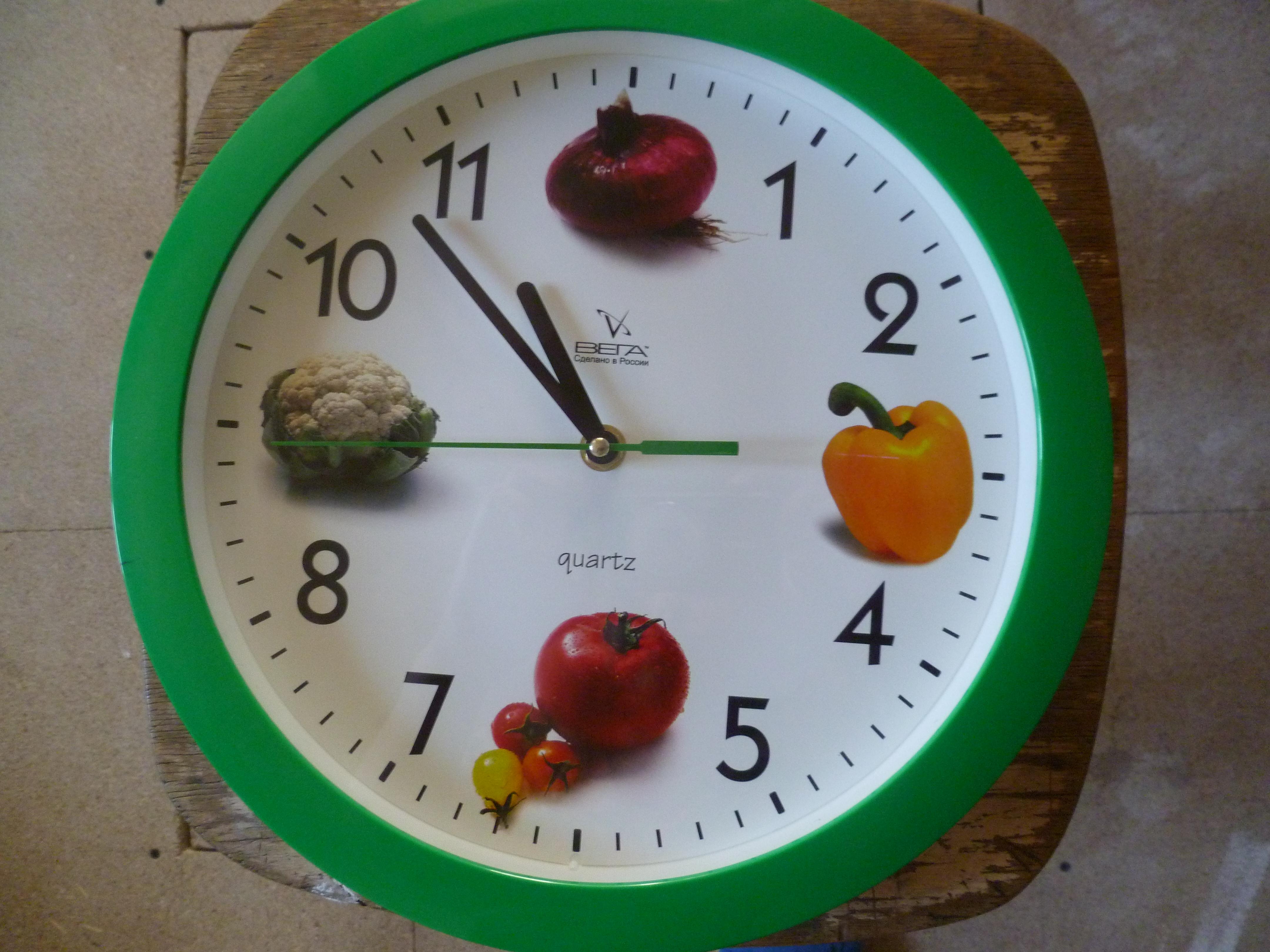 Как настенные часы своими руками
