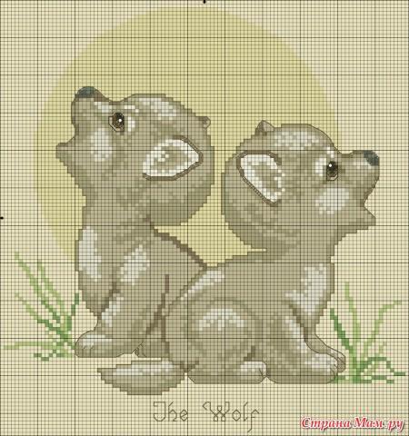 Волчата