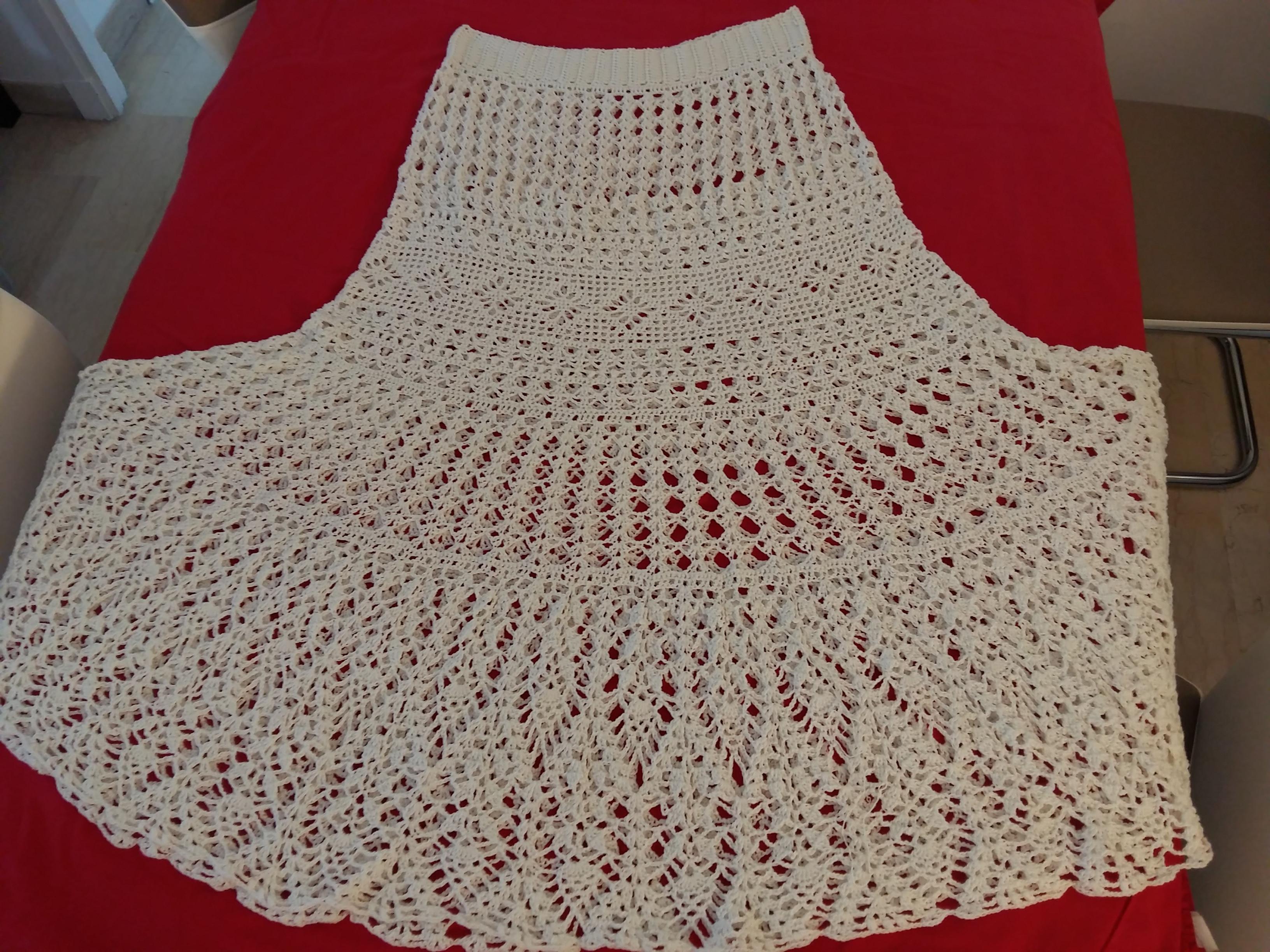 Схема на слова юбка