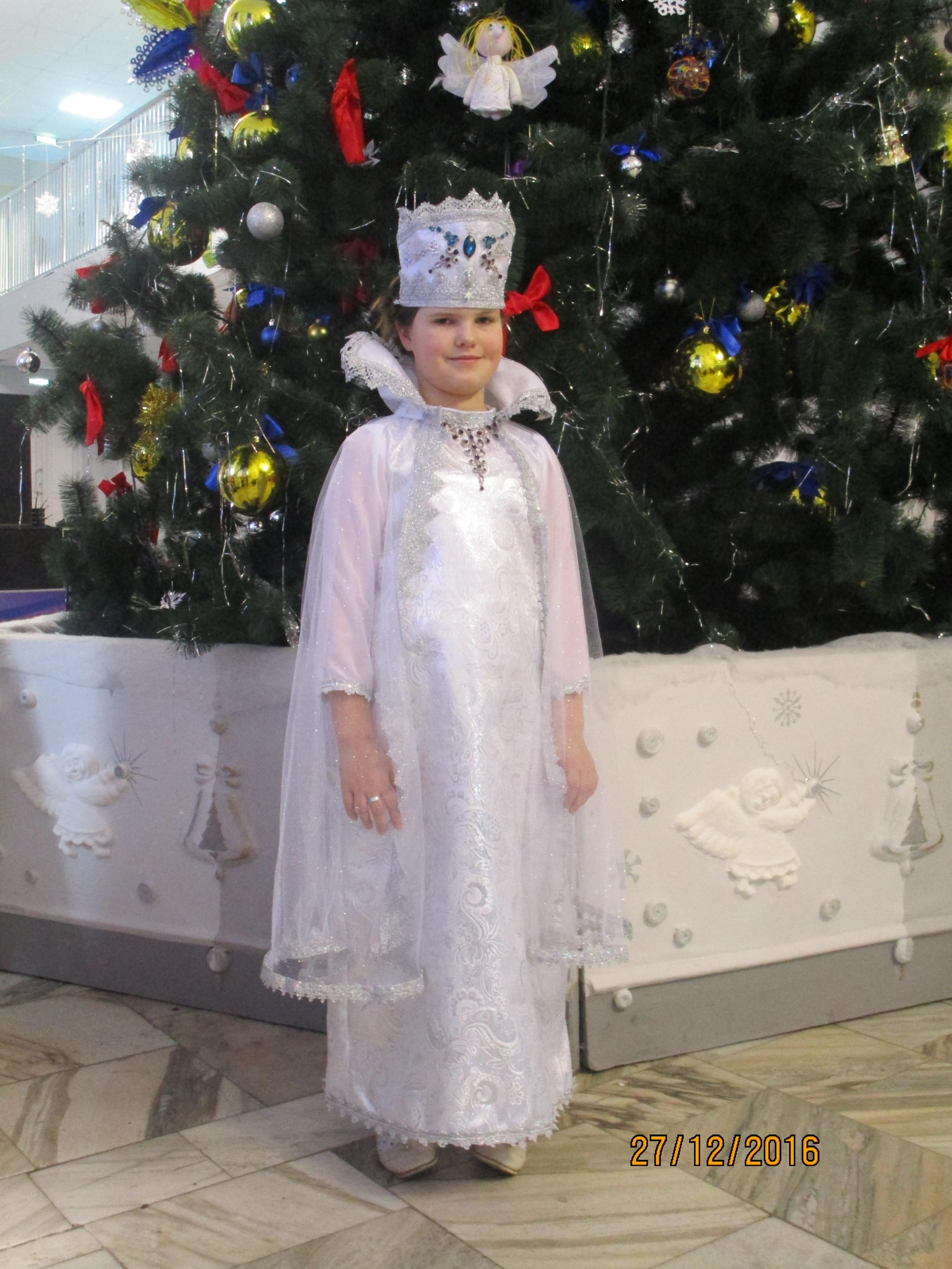 схема корона снежной королевы из картона