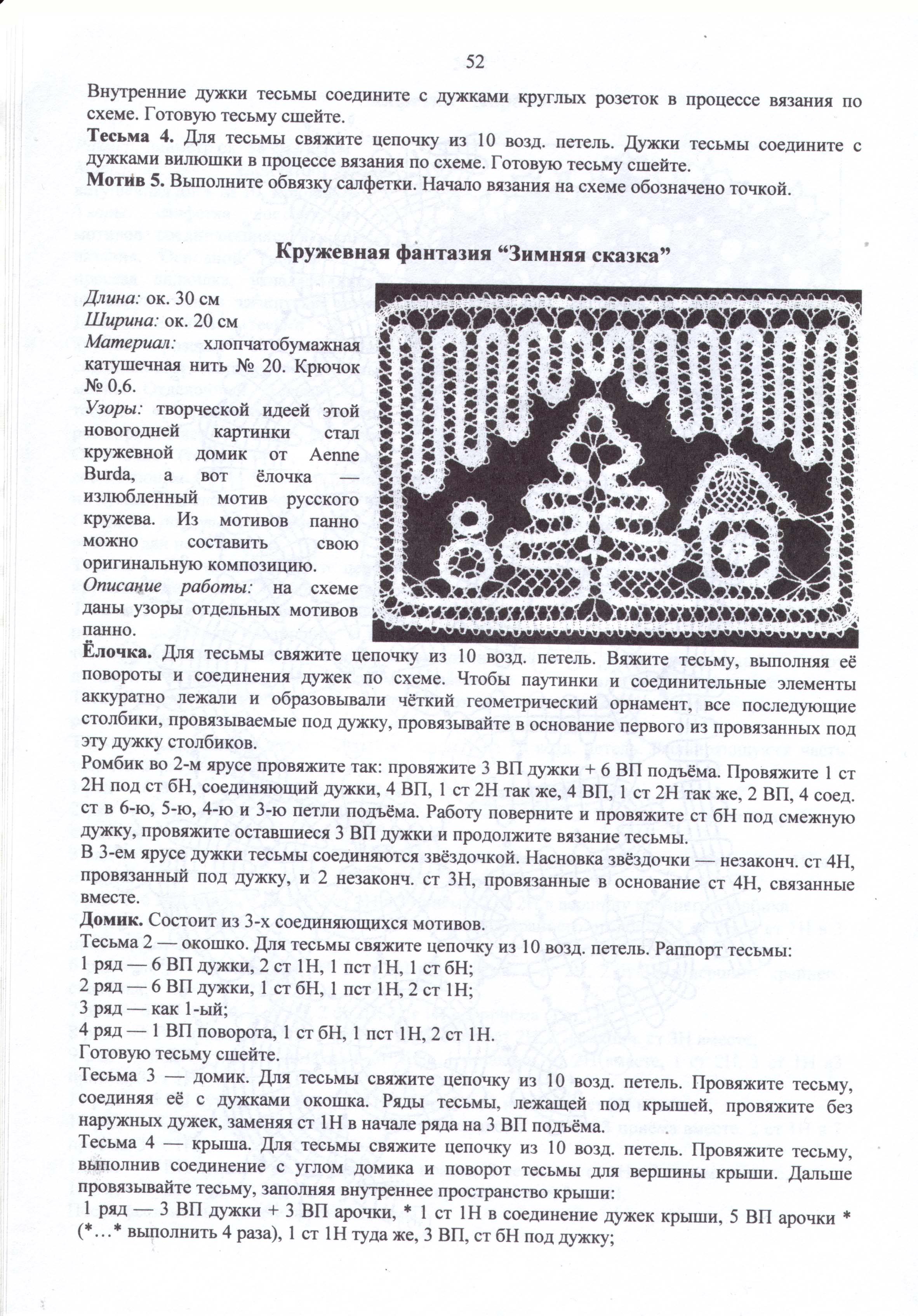 Светлана коновалова вязание крючком по мотивам русского кружева