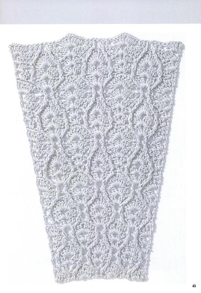Шифоновая юбка своими руками фото 809