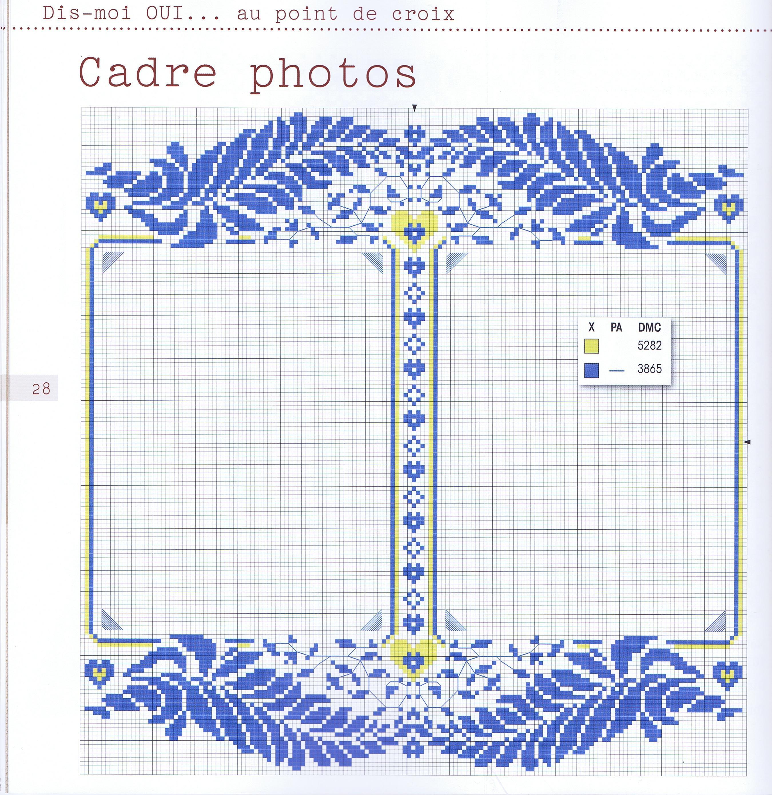 На этой странице представлены схемы вышивки с тегом «рамка» 96