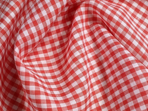 Что сшить из красной хлопчатобумажной ткани