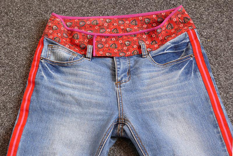 Если одежда мала, идеи переделок