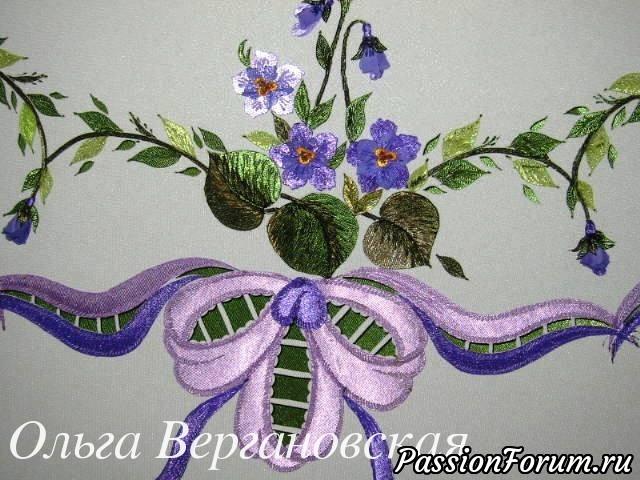 Прекрасные цветы из шелка в изделиях методом выжигания по ткани, выжигание по ткани, шелковые цветы, розы выжиганием