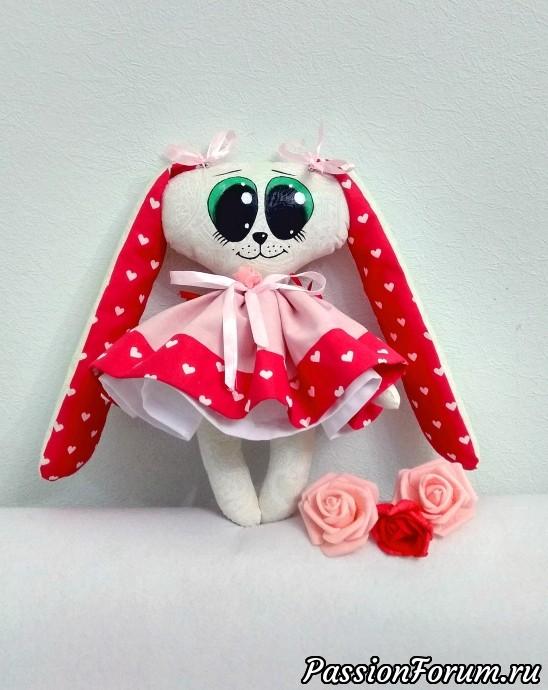 Новая порция текстильных заек- куколок, тильда, кукла, зайка, заяц, подарок, мягкая игрушка, для детей, девочки, платье, винтаж, винтажная кукла