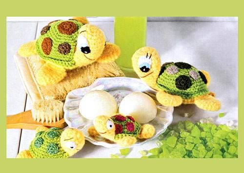 Семейка черепах