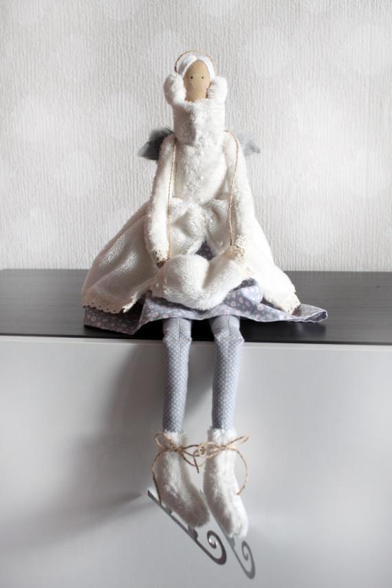 тильда зимний ангел. мк-часть 1)