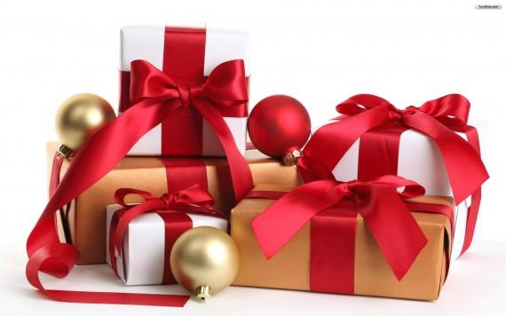 Обмен подарками к Новому Году. Начинаем, торопитесь!