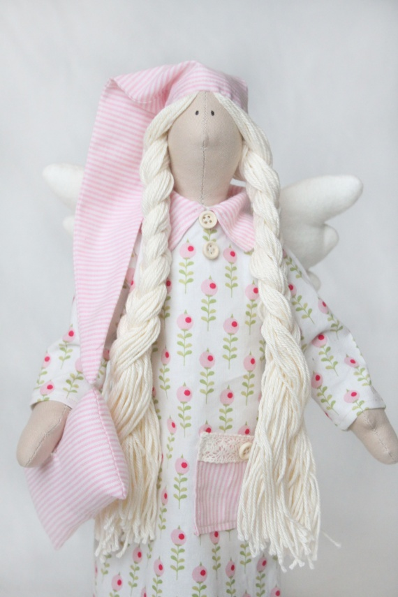 Кукла тильда сплюшка